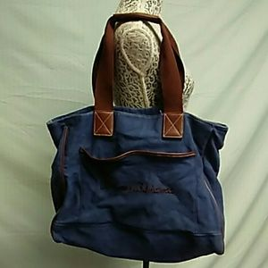 Tommy Bahama canvas tote
